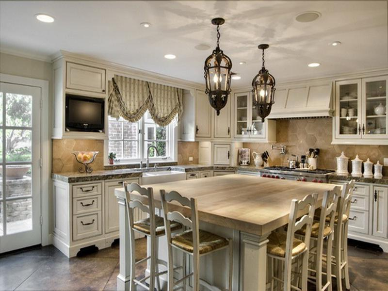 French Country Farm Kitchenscountry Fancy Design Country Kitchen