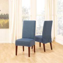 Kitchen Chair Covers On Clearance Change The Mood With Slipcovers My