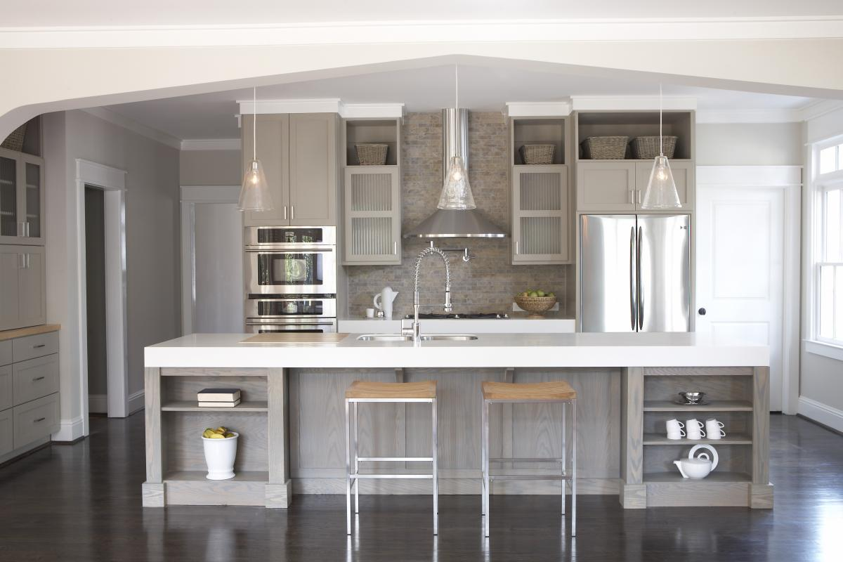 gray cabinets kitchen cabinet moulding astonishing grey the futuristic color