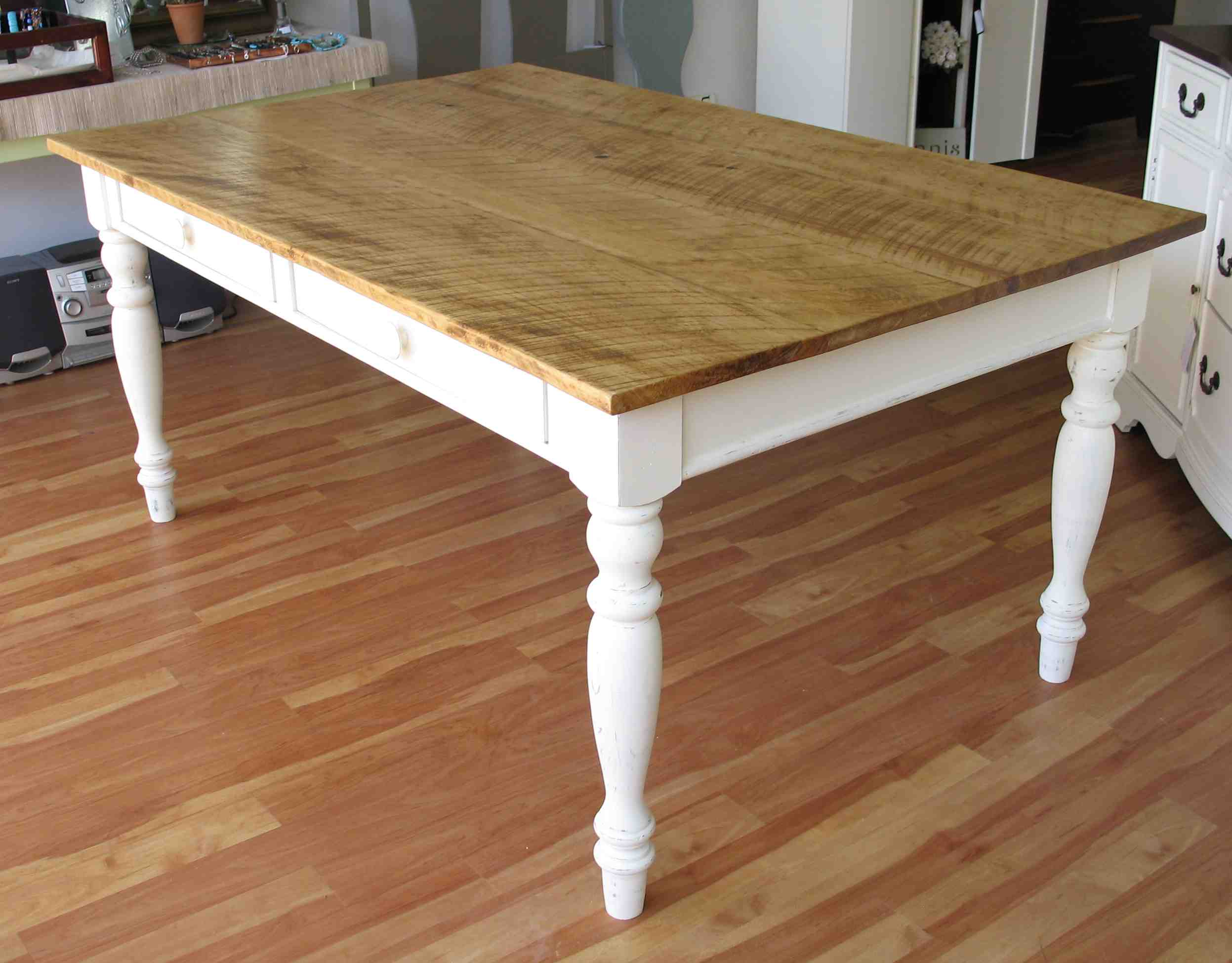white farmhouse kitchen table and chairs office chair without wheels farm for mykitcheninterior