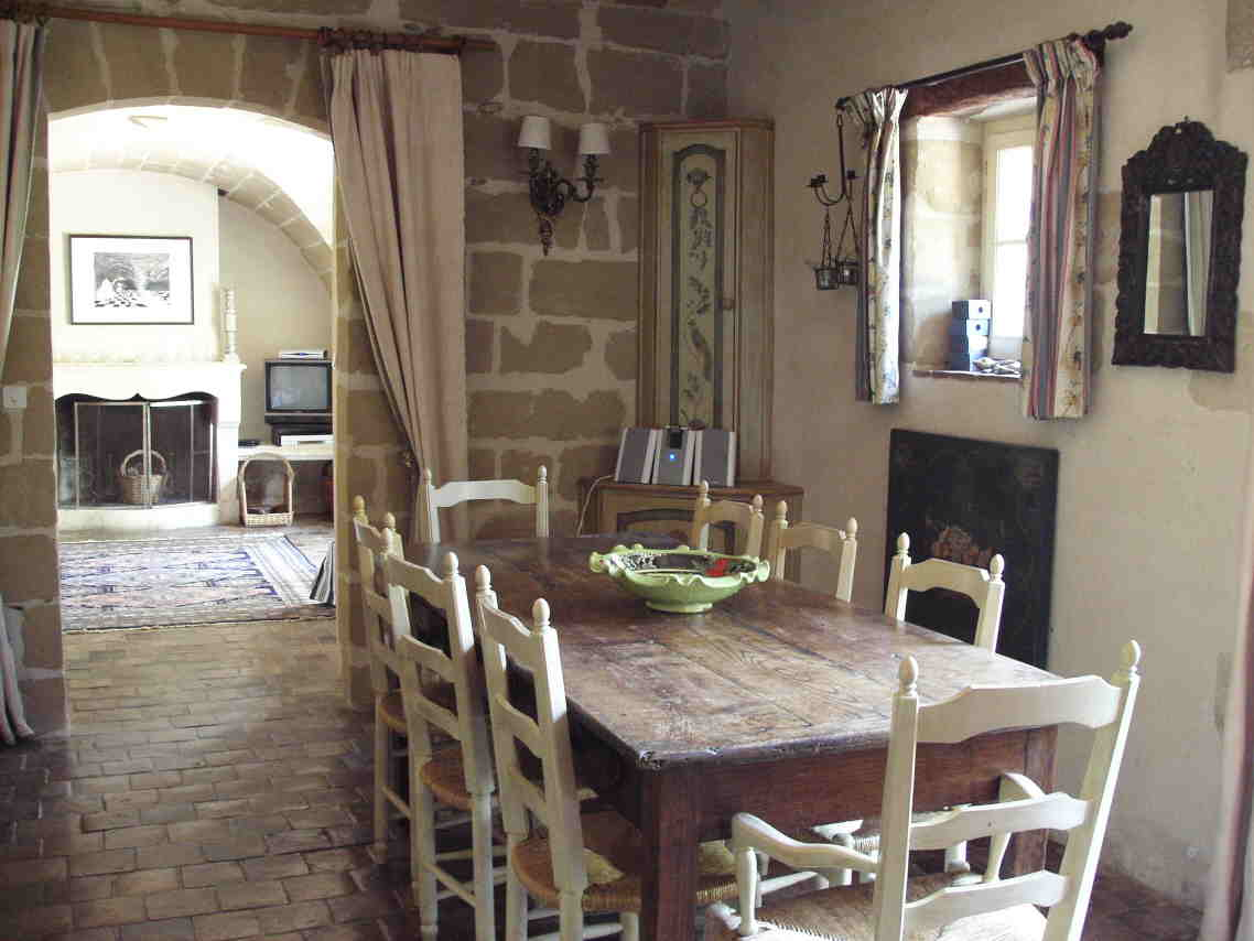 farmhouse dining room chairs outdoor lounge chair cushions lowes wooden kitchen tables as ageless rustic interior