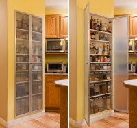 Functional and Stylish Designs of Kitchen Pantry Cabinet ...