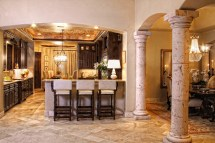 Luxury Tuscan Kitchens