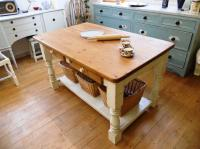 Classic Farmhouse Kitchen Table Plans for Your DIY Table ...