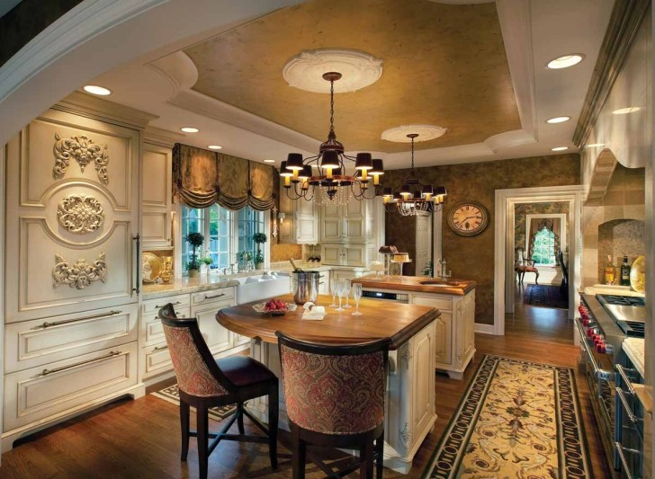 Millennium Luxury Kitchen Design Ideas Modern Appliances
