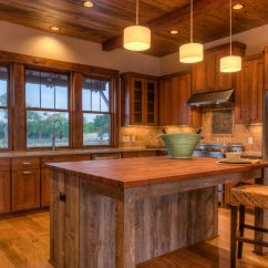 Distressed Adirondack Chairs Office Chair In Surat Beautiful Rustic Kitchen Designs Exposing The Beauty Of Natural Elements | Mykitcheninterior