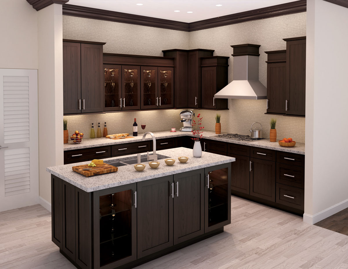diamond kitchen cabinets islands with stools beautiful and your guide to semi custom
