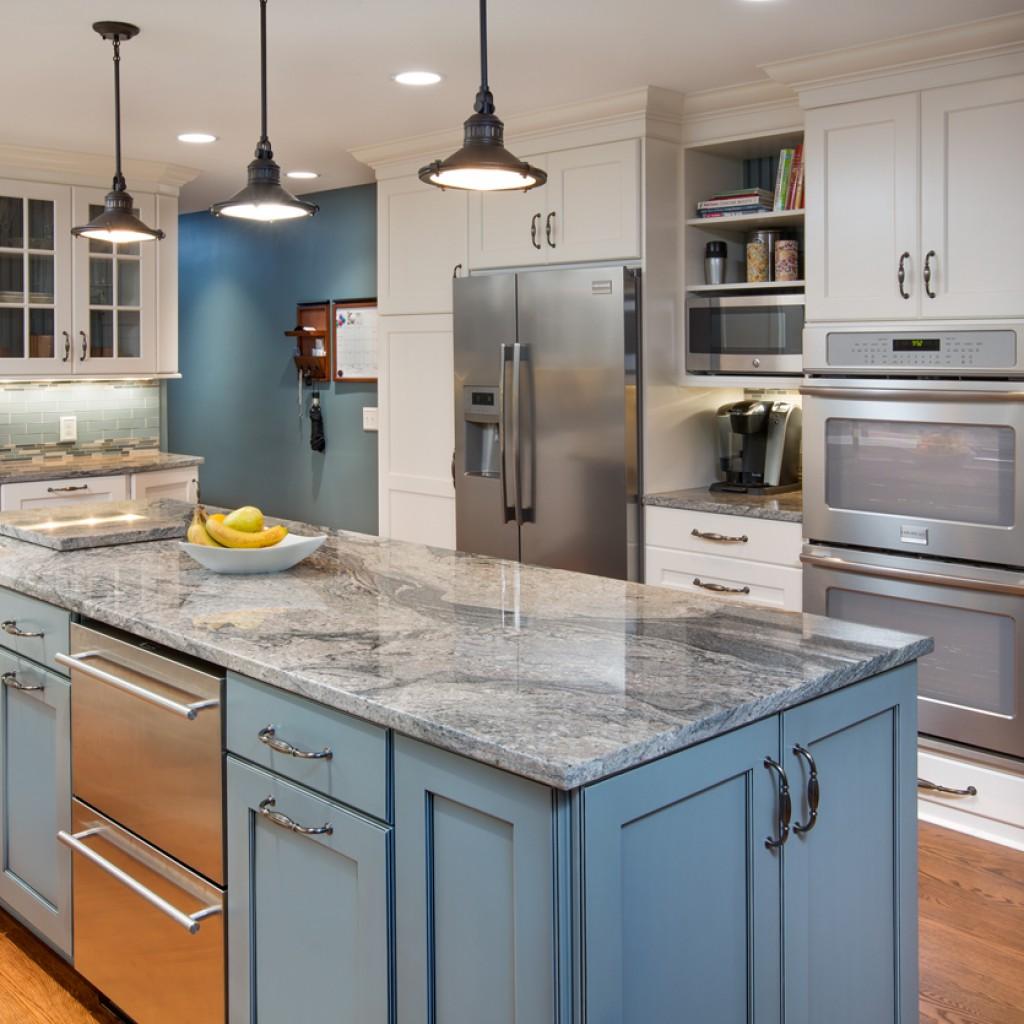 Kitchen Cabinet Color Trends