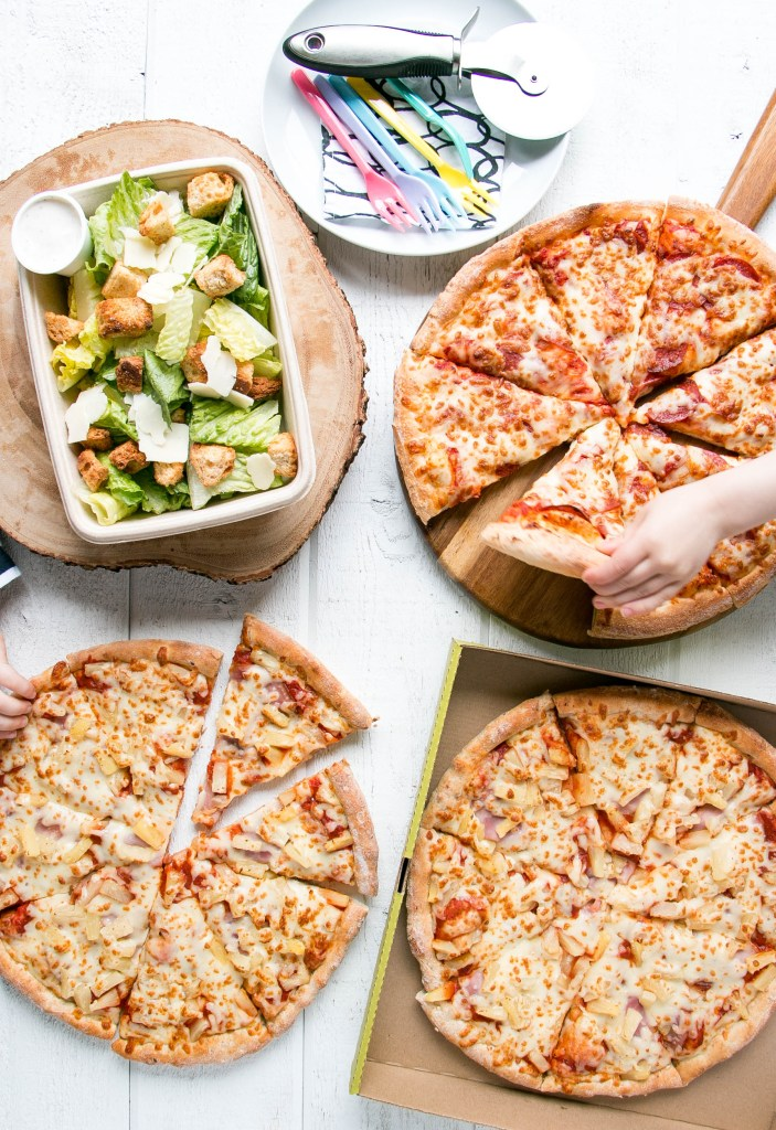 Pizza: Quality Worth Sharing
