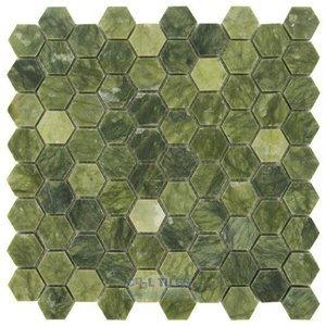 hexagon stone tiles 1 3 8 hexagon in