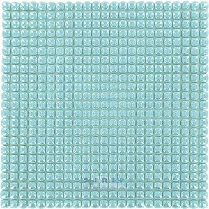 pearl recycled glass tile in firefly glow in the dark vidrepur