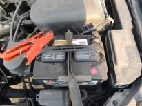 Dead Battery Positive