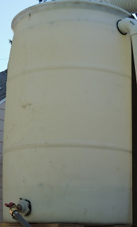 Mistakes I've made with building a rain barrel