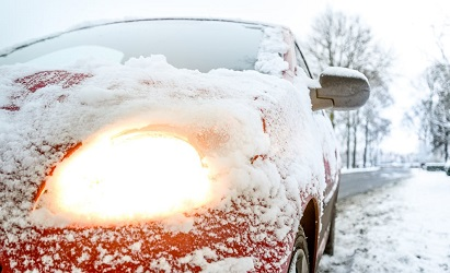 Warming up your car in cold weather? It's not bad!