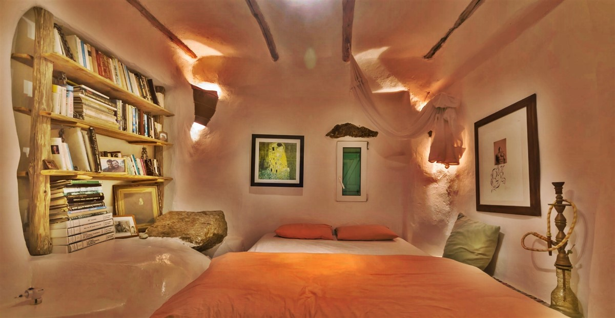 Interior Description Of Villa Drakothea A Luxurious Private Villa For Rent In Mykonos