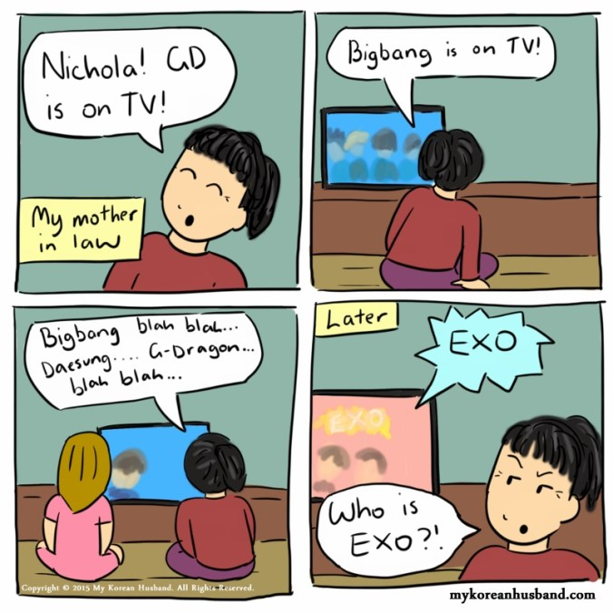 KPOP IN OUR HOUSE