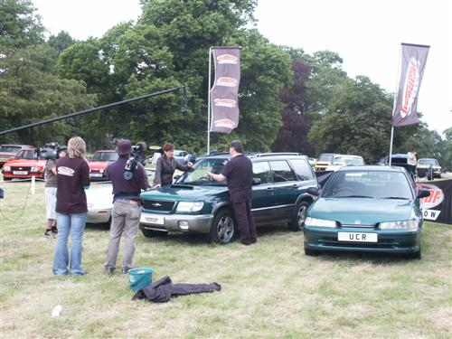 Used Car Roadshow
