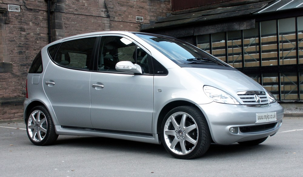 medium resolution of mercedes a class a210 evo