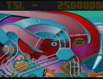 Amiga Game, Pinball Fantasies, Billion dollar gameshow table