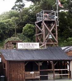 Poldark Tin Mine