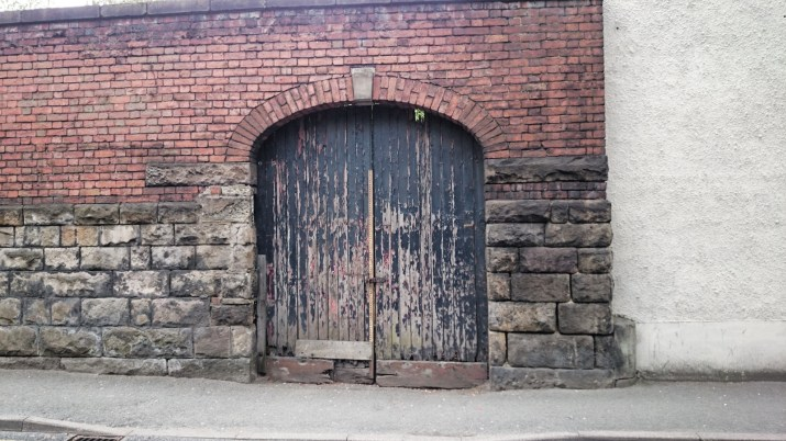 Photos of Congleton: Old Door