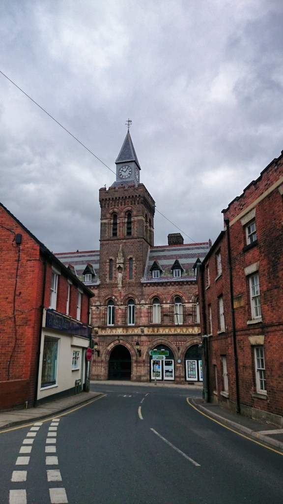 Photos of Congleton: Congleton Town Hall