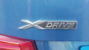 BMW 335d xdrive m-sport