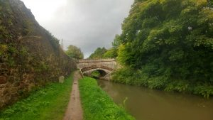 switch over bridge, Macclesfield Canal, nr Sutton - mykp.co.uk