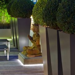 Interior Design For Small Living Room Photos Waterfall Decorations Home Furniture Modern Outdoor Sculpture | Mylandscapes Contemporary ...