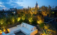 Roof terrace garden projects   Mylandscapes modern rooftop ...
