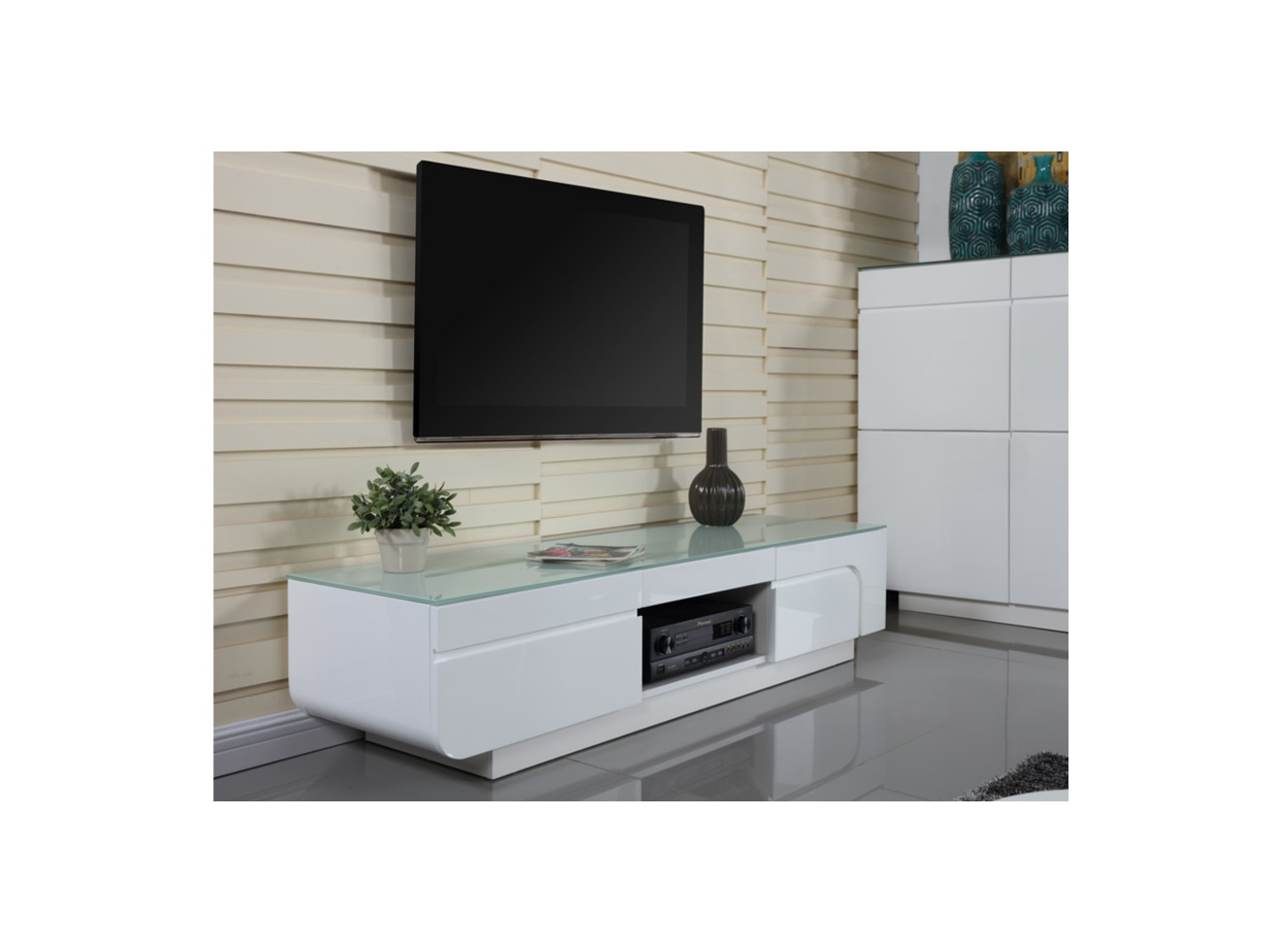Meuble Tv Darty Affordable Meuble Tv With Meuble Tv Darty Cheap  # Meuble Support Tv Blanc