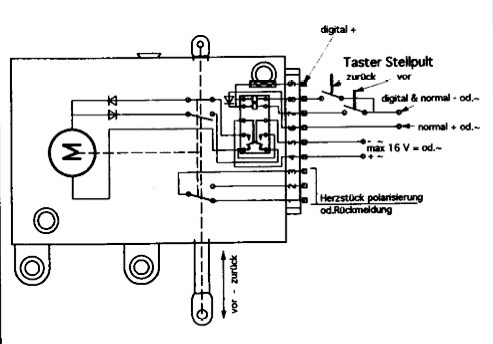 27Mhz TE/Switch Acessory Unit and Slow Motion Switch