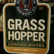 Grass Hopper Kentish Bitter – Westerham Brewery