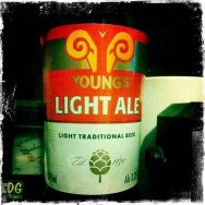 Light Ale – Young's Brewery
