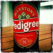 Pedigree – Marston's Brewery