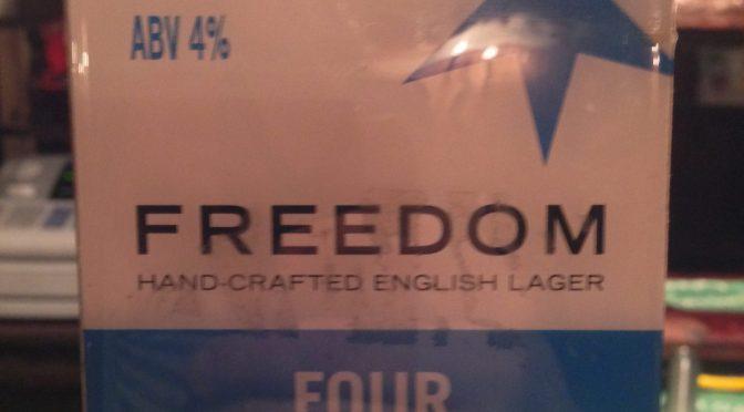 Four - Freedom Brewery