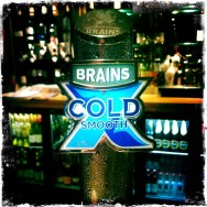 Brains Extra Cold Smooth – Brains Brewery