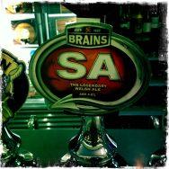 SA – Brains Brewery