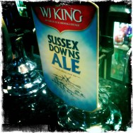 Sussex Downs Ale – WJ King Brewery
