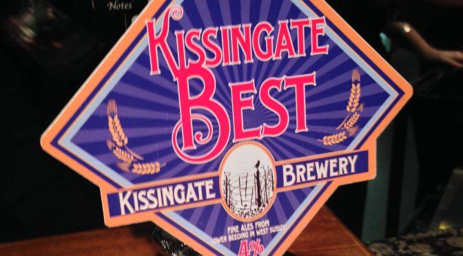 Kissingate Best - Kissingate Brewery