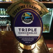 Triple Chocoholic – Saltaire Brewery