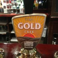 Tetley's Gold Cask – Carlsberg Brewery