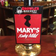 Mary's Ruby Mild – Growler (Nethergate) Brewery