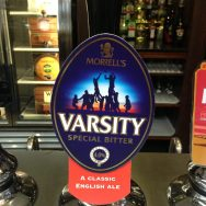 Morrell's Varsity Special Bitter – Marston's Brewery