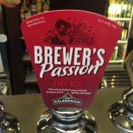 Brewer's Passion – Caledonian Brewery