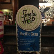 Single Hop Pacific Gem – Marstons Brewery