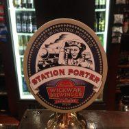 Station Porter – Wickwar Brewery