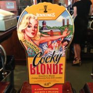 Jennings Cocky Blonde - Marston's Brewery