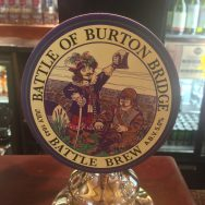 Battle Brew - Burton Bridge Brewery