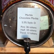 Chocolate Marble – Marble Brewery
